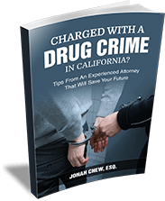 Charged With A Drug Crime In California?